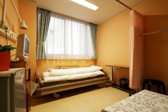 入院施設|3人部屋